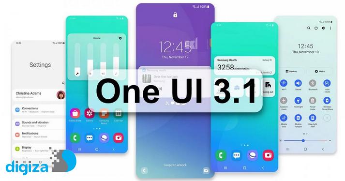 آپدیت One UI 3.1 به دو گلکسی دیگر رسید