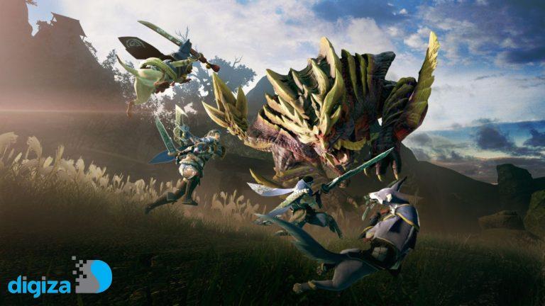 بهروزرسان جدید بازی Monster Hunter Rise منتشر شد