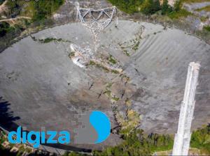 بودجه 8 میلیون دلاری برای بازسازی تلسکوپ رادیویی آرسیبو
