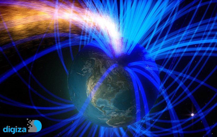 تغییر میدان مغناطیسی زمین میتواند باعث بحران گستردهی زیستمحیطی شود