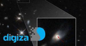 تلسکوپ هابل یک انفجار مرموز و عظیم را در اعماق فضا کشف کرد