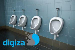 توالتهای سرپایی و معضل گسترش کروناویروس