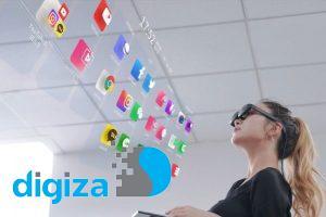 تولید عینکهای واقعیت مجازی برای گوشیهای الجی و سامسونگ