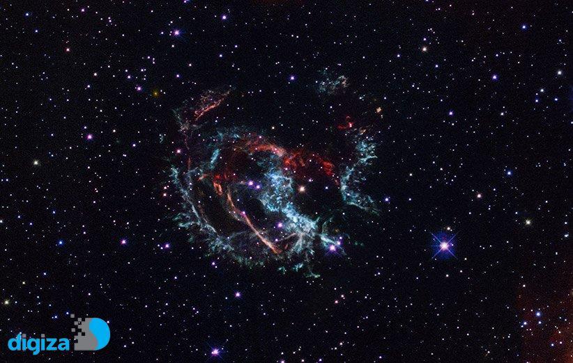 دانشمندان زمان و مکان وقوع یک انفجار ابرنواختری را تعیین کردند