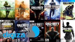 درآمدزایی 27 میلیارد دلاری فرنچایز Call of Duty