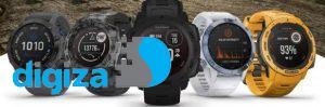 دو ساعت هوشمند با قابلیت شارژ خورشیدی رونمایی شدند