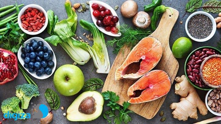 رژیم غذایی مدیترانهای به حفظ وضوح ذهن کمک میکند