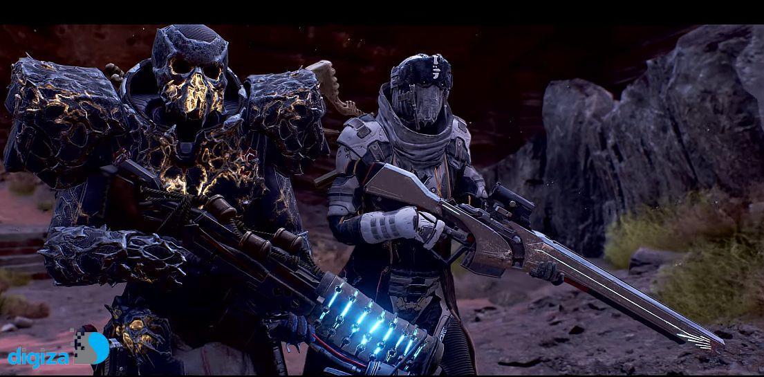 زمان انتشار دموی رایگان بازی Outriders اعلام شد