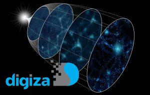 سریعترین ابررایانهی نجومی جهان تورم کیهانی را شبیهسازی کرد