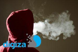 سیگار الکترونیکی ریسک کرونا را افزایش میدهد