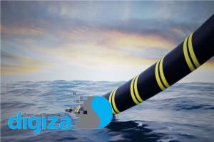 شبکه کابلی زیردریایی Dunant گوگل رسما به بهرهبرداری رسید