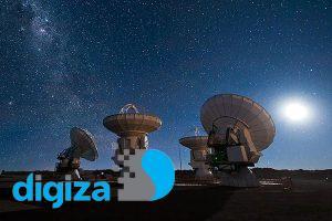 شبکه 4G ماه احتمالا روی عملکرد تلسکوپهای رادیویی زمین اثر منفی میگذارد