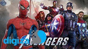 شخصیت اسپایدرمن برای بازی Marvel's Avengers درحال توسعه است