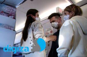 شواهد بیشتر درباره انتشار آسان کرونا در پروازهای هوایی درازمدت