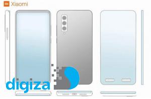 شیائومی یک گوشی هوشمند جدید را ثبت اختراع کرد