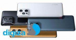 طراحی اوپو فایند ایکس ۳ پرو به نمایش درآمد