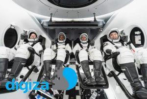 فضانورد اسپیس ایکس: فضاپیمای دراگون بسیار بهتر از شاتل و سایوز است