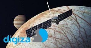 فضاپیمای اروپا کلیپر ناسا به دنبال اثبات وجود حیات در قمر سیاره مشتری