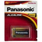 مشخصات و قیمت خرید باتری کتابی پاناسونیک Alkaline