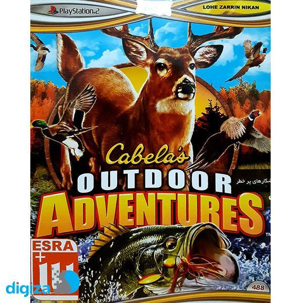 بازی شکار های پر خطر مخصوص PS2