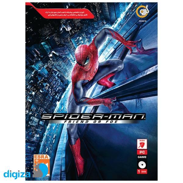 بازی Spiderman Friend Or Foe مخصوص PC