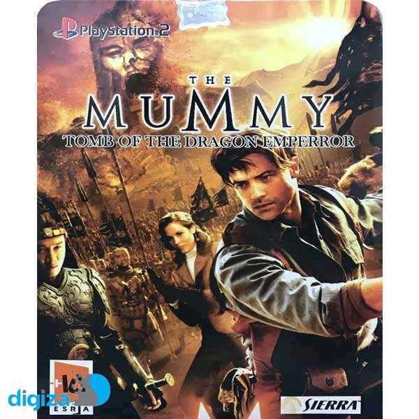 بازیThe Mummy مخصوص PS2