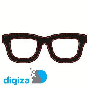 تابلو ال ای دی طرح عینک کد ۵۲۷