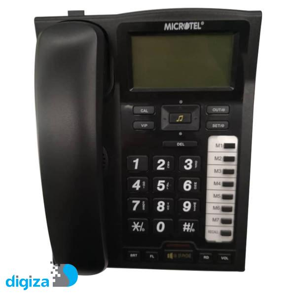 تلفن میکروتل مدل KX-TSC885CID