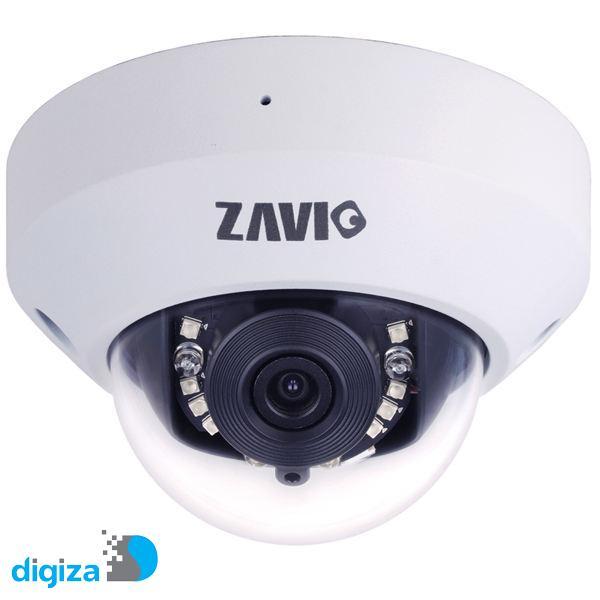 دوربین تحت شبکه 2 مگاپیکسلی Pan/Tilt زاویو مدل P6210