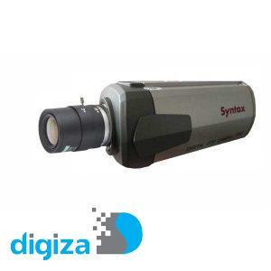 دوربین مداربسته صنعتی با لنز متغیر مارک سینتکس مدل 4201