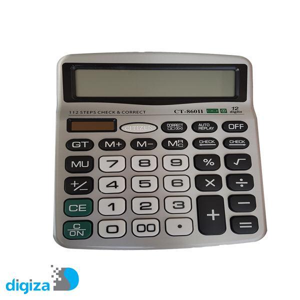 ماشین حساب مدل CT-860II