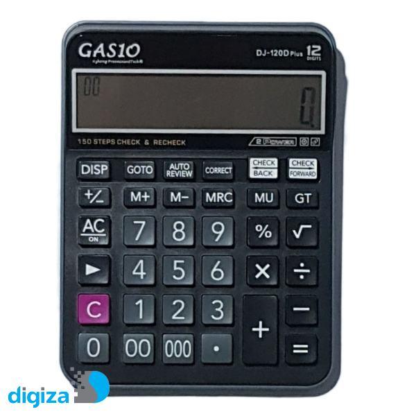 ماشین حساب مدل DJ-120 plus