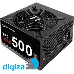 منبع تغذیه کامپیوتر ترمالتیک مدل TR2 500W Gold