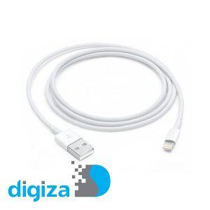 کابل تبدیل USB به لایتنینگ فاکسکان مدل MD818IP8 طول 1 متر