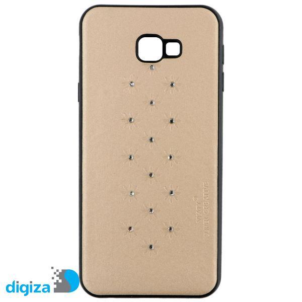 کاور مدل A3 طرح سگ مناسب برای گوشی موبایل سامسونگ Galaxy j4 core/j4 plus