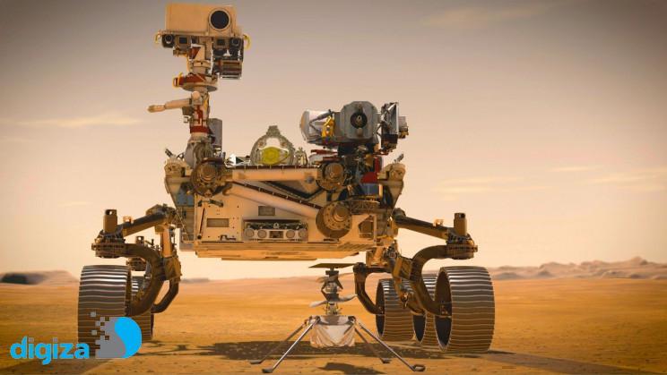 هر آنچه از «نبوغ»، هلیکوپتر کوچک مریخ میدانیم