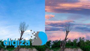 هوش مصنوعی فتوشاپ تغییر آسمان در تصاویر را ممکن کرد
