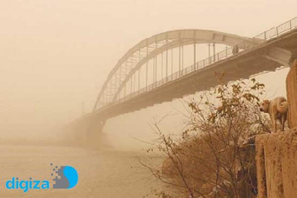 پیش بینی موفق گرد و غبار خوزستان با یک مدل ریاضی