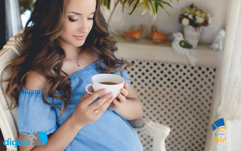چرا مصرف کافئین حین بارداری ممنوع است؟