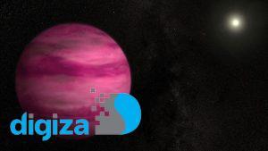 کشف یک سیاره صورتی توسط ناسا!