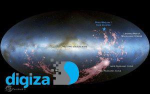 کشف ۵۹۱ ستارۀ پرسرعت جدید در کهکشان راه شیری