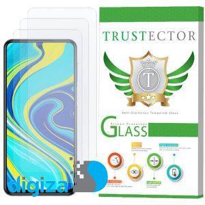 محافظ صفحه نمایش تراستکتور مدل GLS مناسب برای گوشی موبایل شیائومی Redmi Note 9S بسته 3 عددی