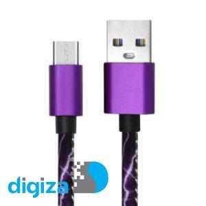 کابل تبدیل USB به microUSB تسکو مدل TC A158 طول 1 متر