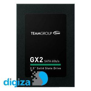 اس اس دی اینترنال تیم گروپ مدل GX2 ظرفیت 256 گیگابایت