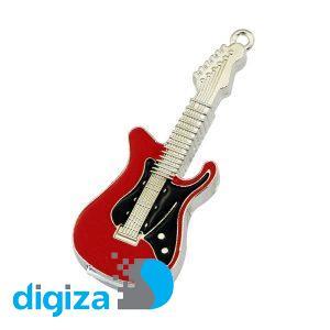 فلش مموری پرلیت یو اس بی طرح گیتار مدل UJ-046 ظرفیت 64 گیگابایت