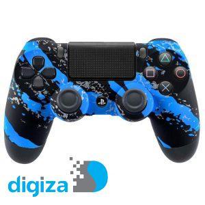 دسته بازی پلی استیشن ۴ سونی مدل blue butterfly