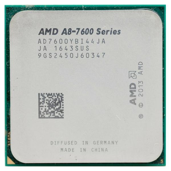 پردازنده مرکزی ای ام دی سری Steamroller مدل 7600-A8
