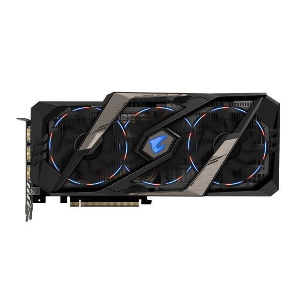 کارت گرافیک گیگابایت مدل AORUS GeForce RTX 2070 XTREME 8G