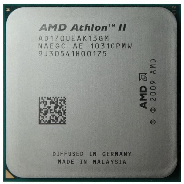 پردازنده مرکزی ای ام دی سری K10 مدل X2 170u