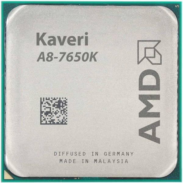 پردازنده مرکزی ای ام دی مدل Kaveri A8-7650K